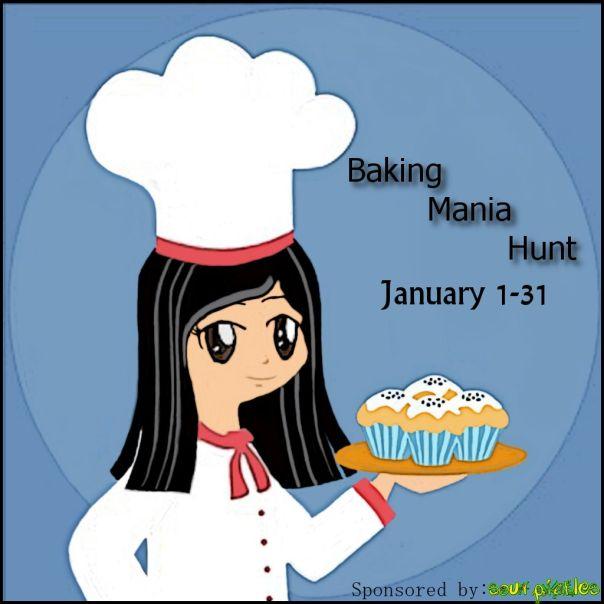 baking mania hunt